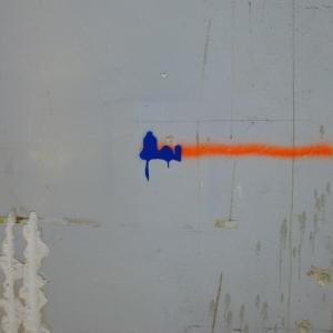 Grafiti au musée